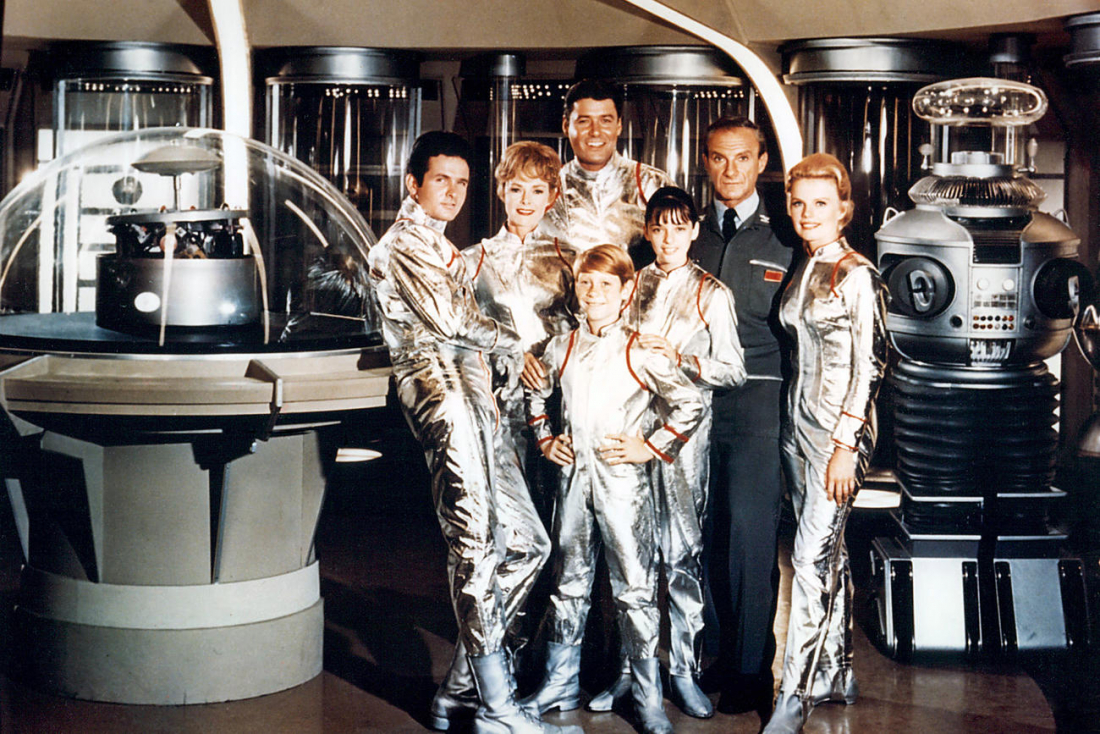 Netflix orders 10-episode Lost in Space reboot