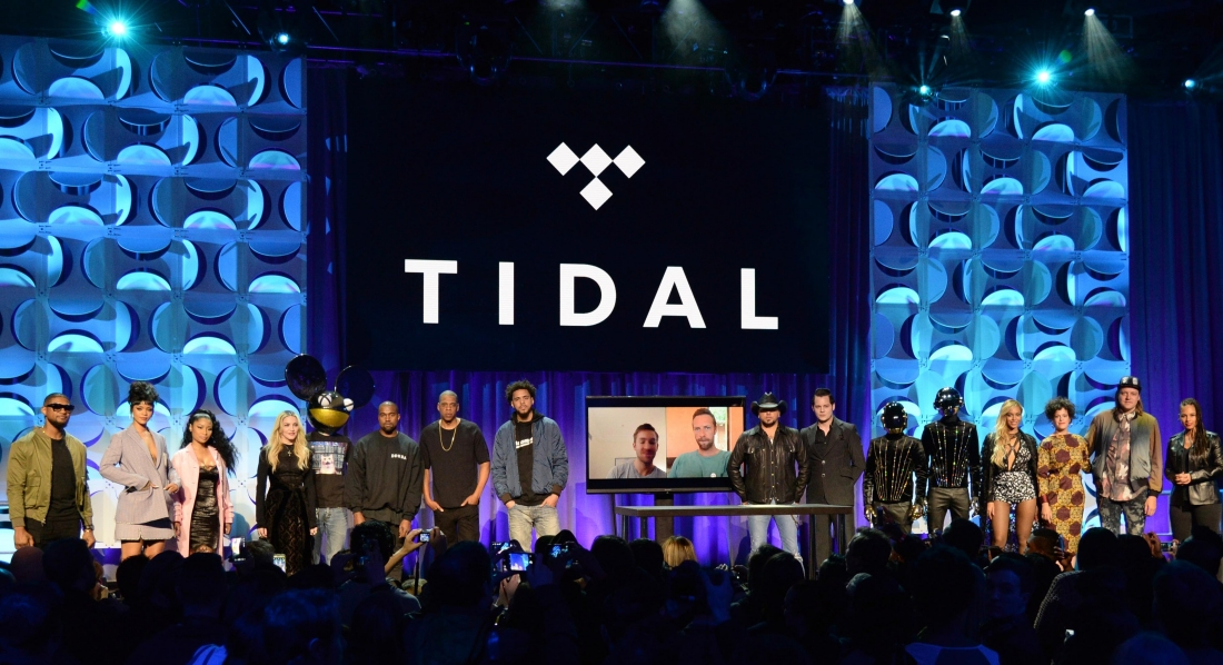 Apple is reportedly in talks to purchase Tidal