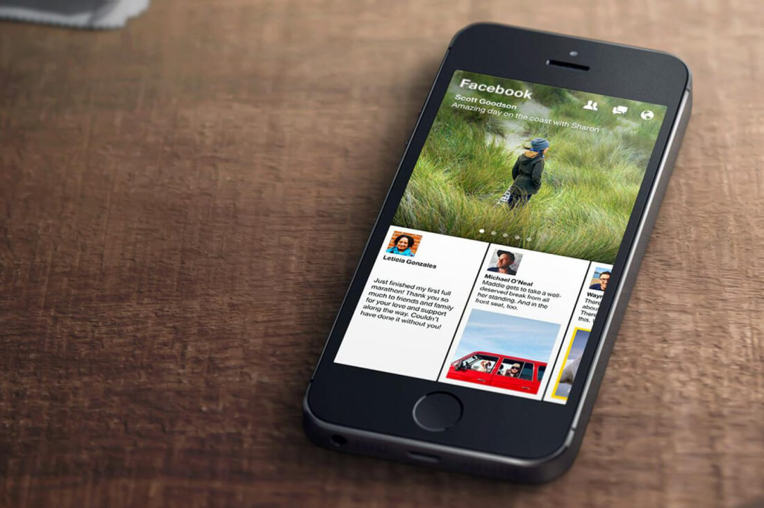 Facebook is shutting down its Paper news app