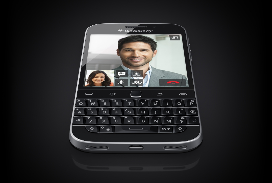 BlackBerry will no longer manufacture its Classic smartphone