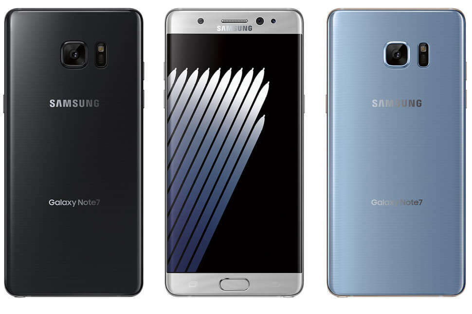 Leaked: This is the new Galaxy Note 7, but are two versions incoming?