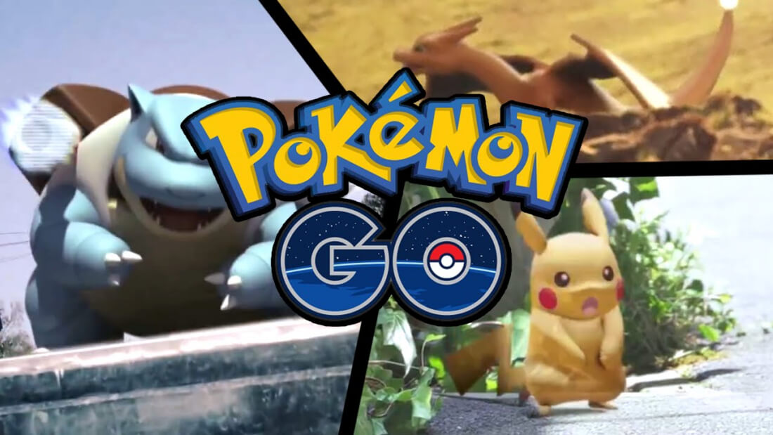 Pokémon Go, Nintendo's hotly anticipated augmented reality game, has just launched