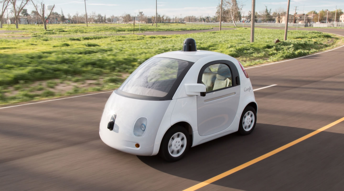 Google has trained its self-driving car how to behave around cyclists
