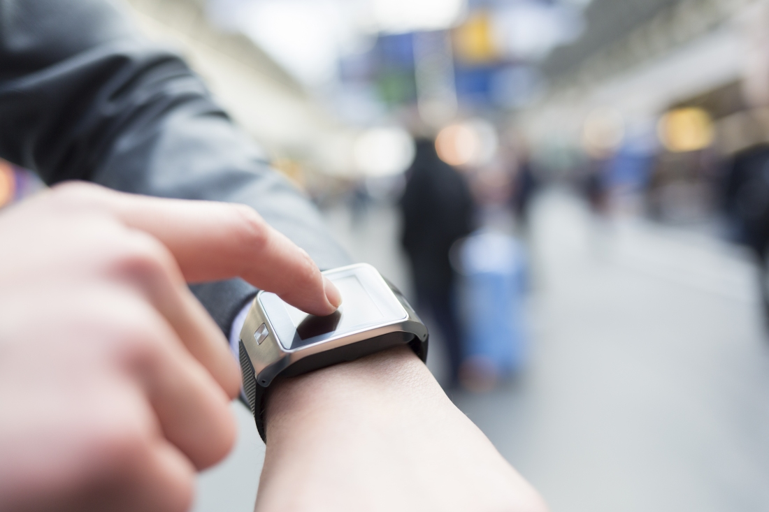 Motion data from wearables can be used to steal PINs and passcodes