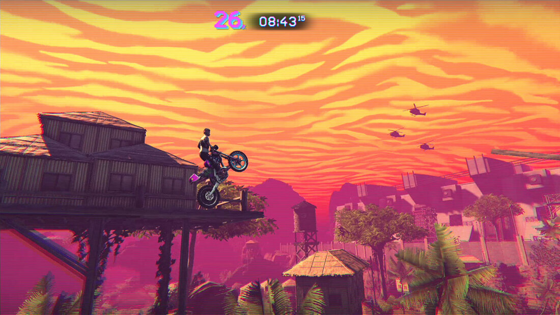 Beating the Trials of the Blood Dragon demo will get you the full game for free