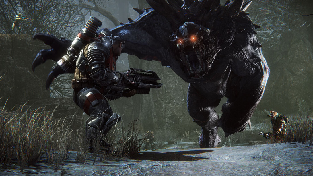 Evolve set to become a free-to-play game on PC, beta starts today