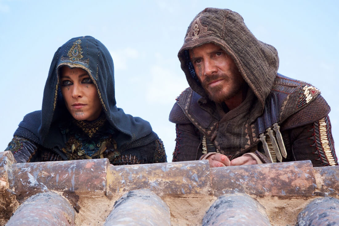 Ubisoft: Assassin's Creed movie won't make us a lot of money, it's more about marketing