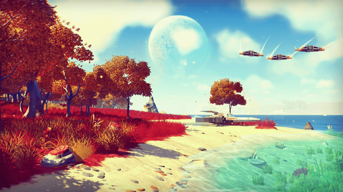 After four years and numerous setbacks, No Man's Sky developer reveals game is finally complete