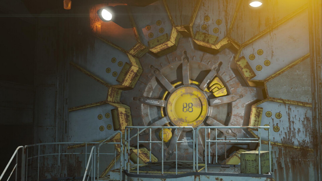 Create your own Vault in Fallout 4 from July 26th