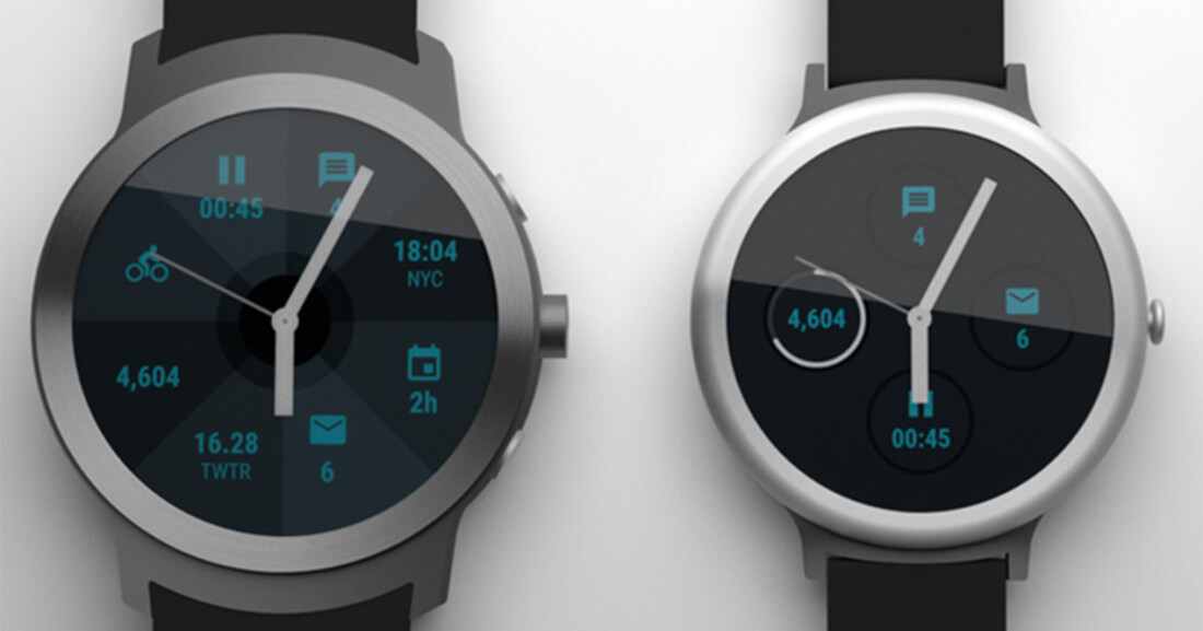 First renders of Google's rumored smartwatches appear