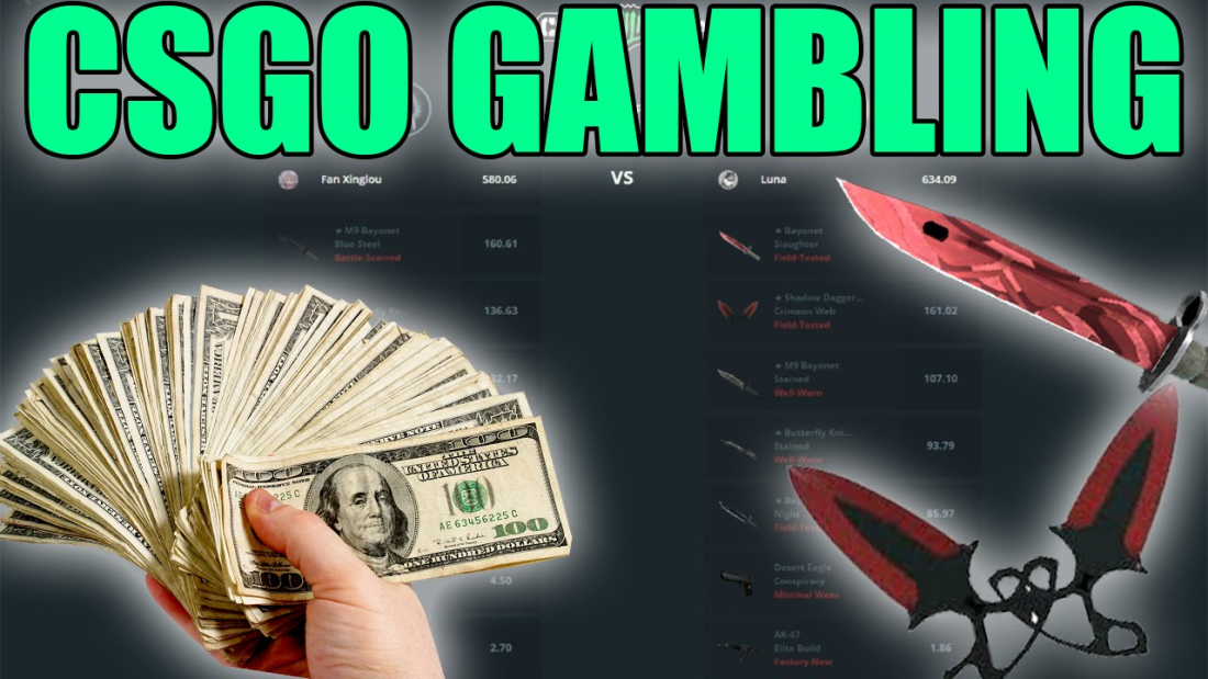 Valve is sending cease-and-desist letters to CS:GO gambling sites, denies any involvement
