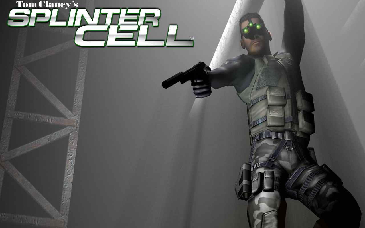 Ubisoft's second free game is Tom Clancy's Splinter Cell