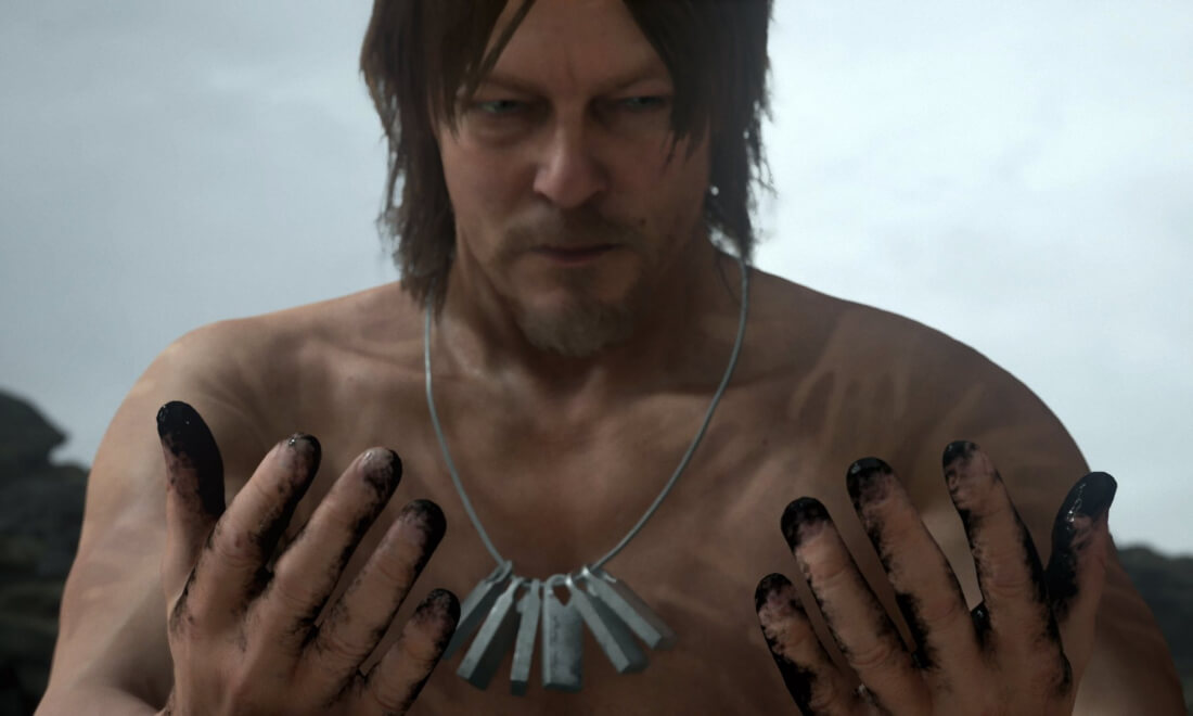 Hideo Kojima says Death Stranding will be better than any of his previous games