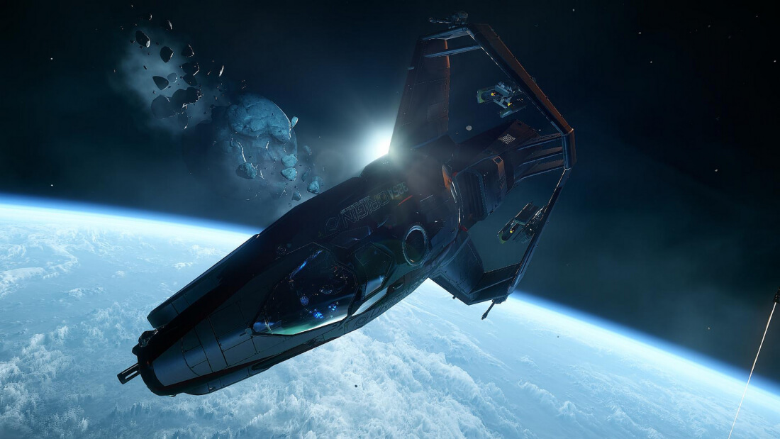 Star Citizen backer gets his $3000 pledge refunded with help from the LA District Attorney
