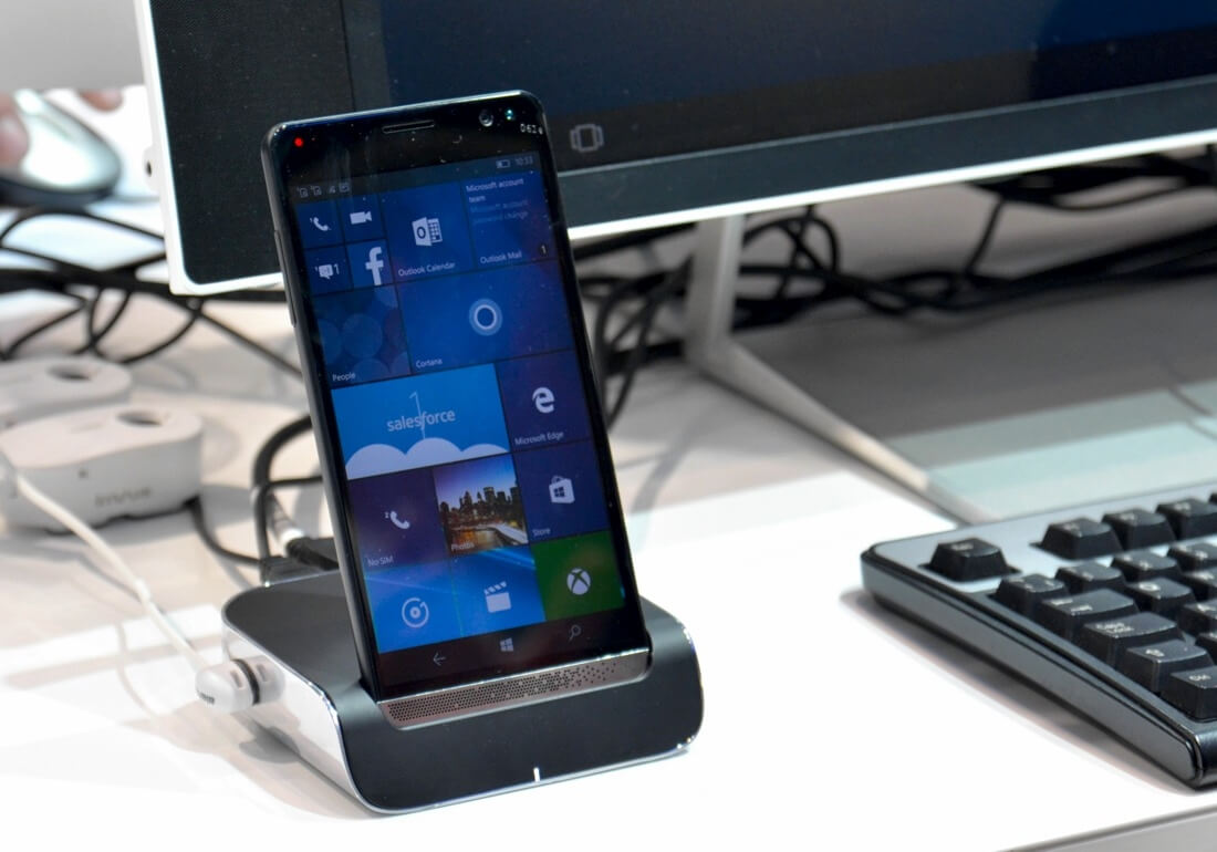 HP launching Elite x3 Windows Phone next month for $699