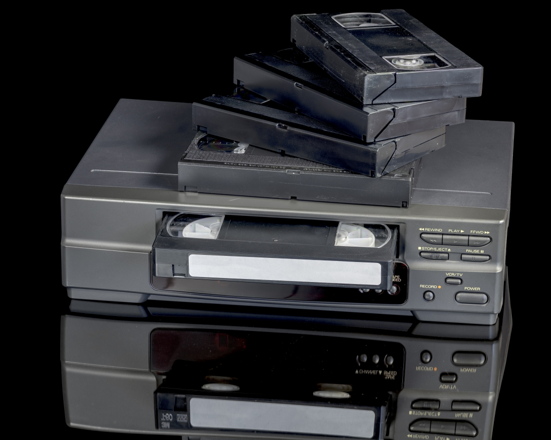 The last VCR will roll off the assembly line this month