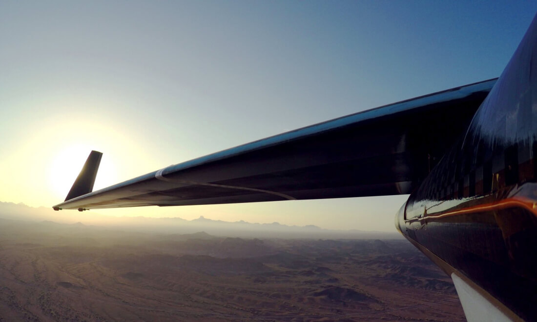 Facebook's solar-powered, internet-beaming Aquila drone successfully completes its first flight