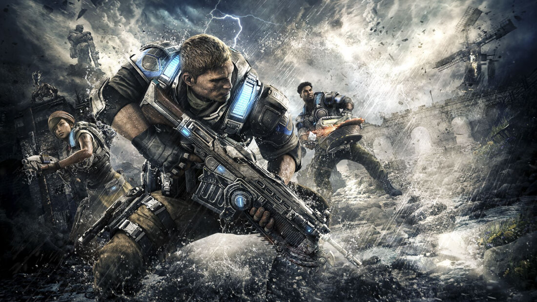Gears of War 4 will come with a host of PC-only features