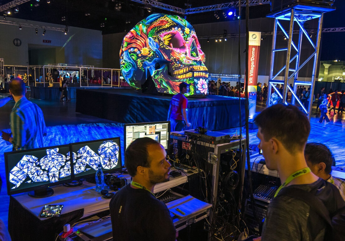 Creating new worlds: What's new at SIGGRAPH 2016