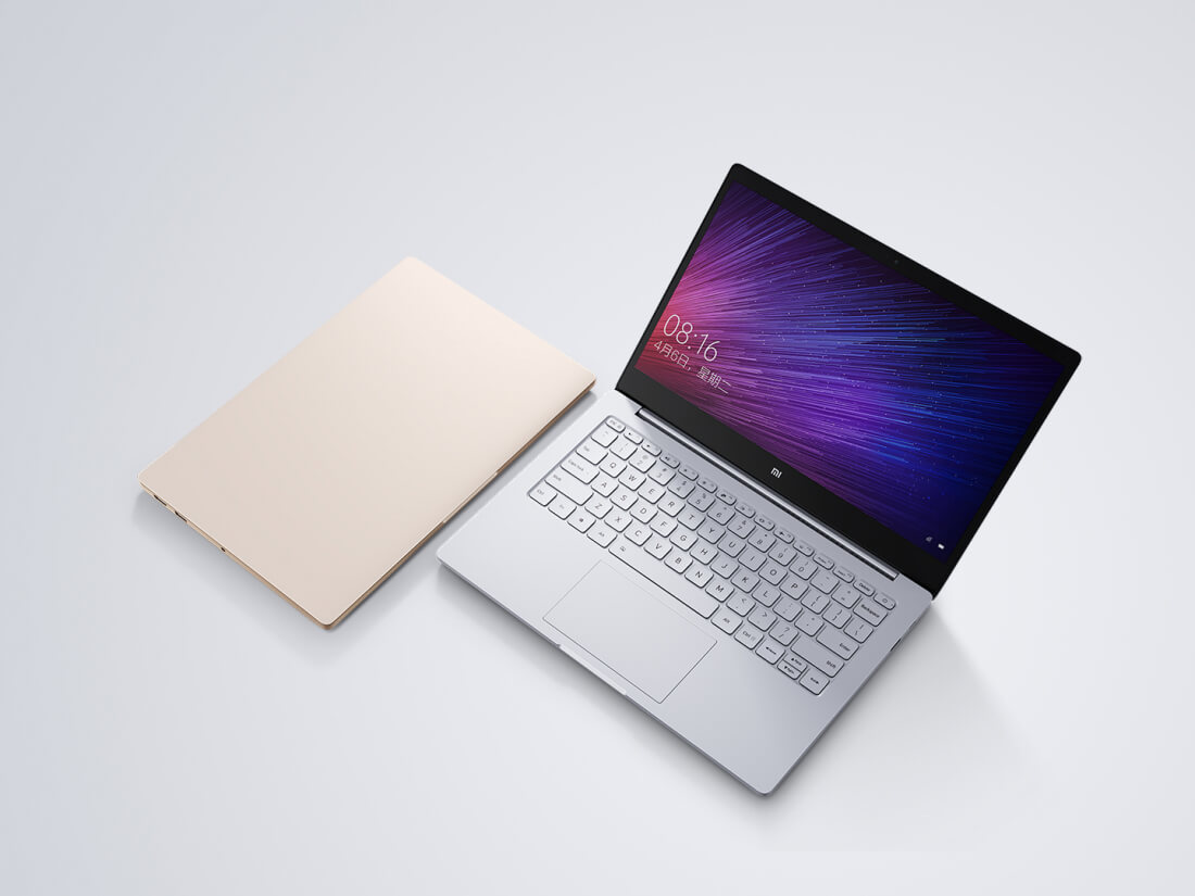 Xiaomi unveils the Mi Notebook Air, a MacBook rival available from $525