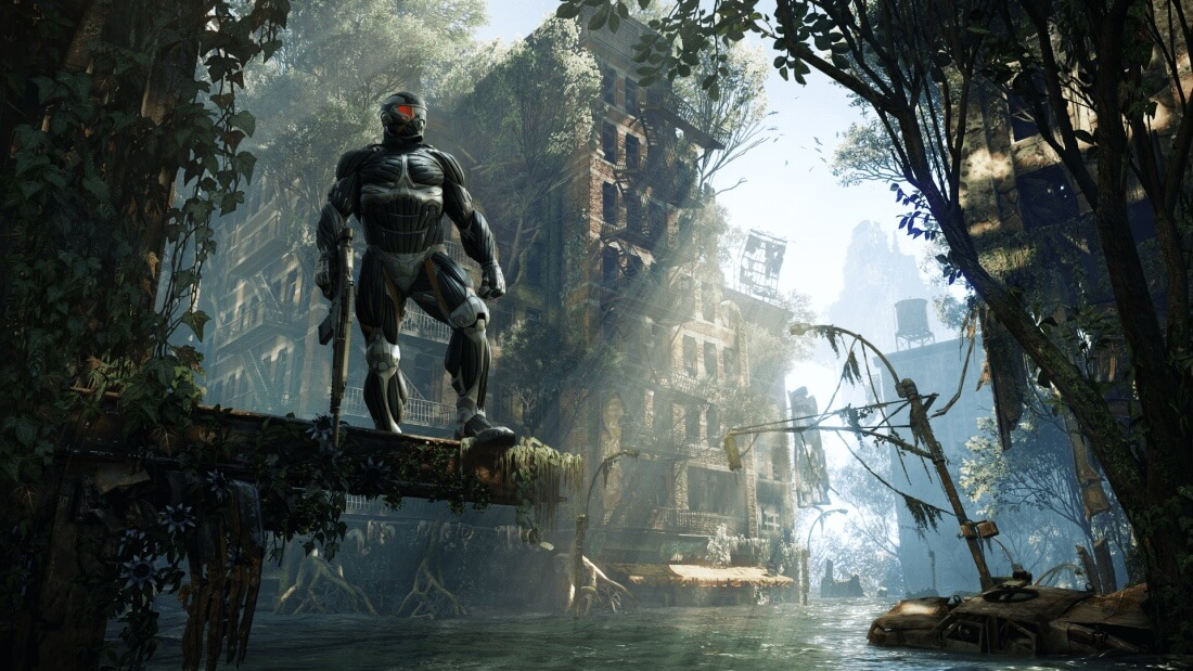 Open Forum: The first 5 games you use to test a new graphics card