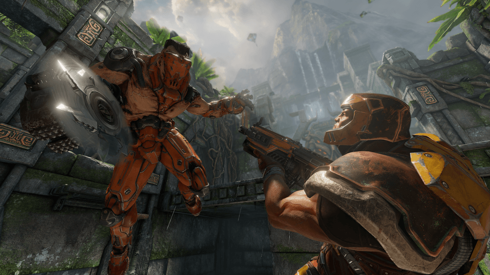 Quake Champions to offer both free-to-play and paid-for options