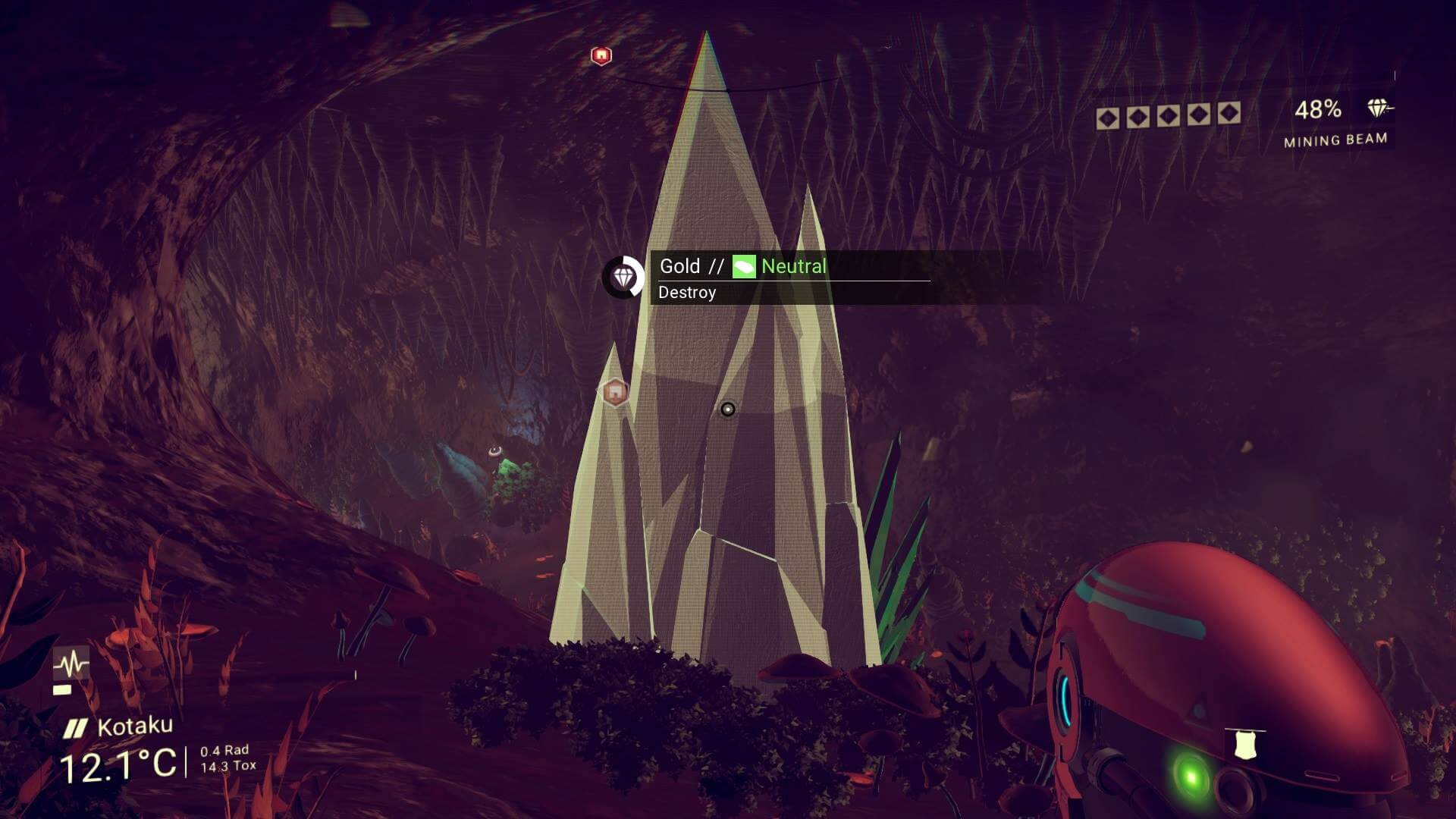 My first two hours with No Man's Sky - TechSpot