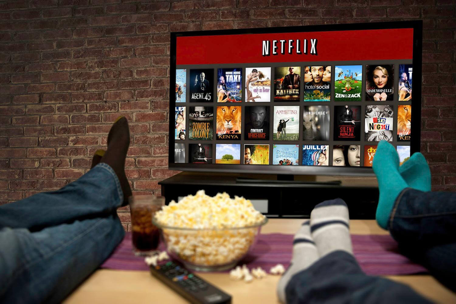 Image result for friends watching netflix