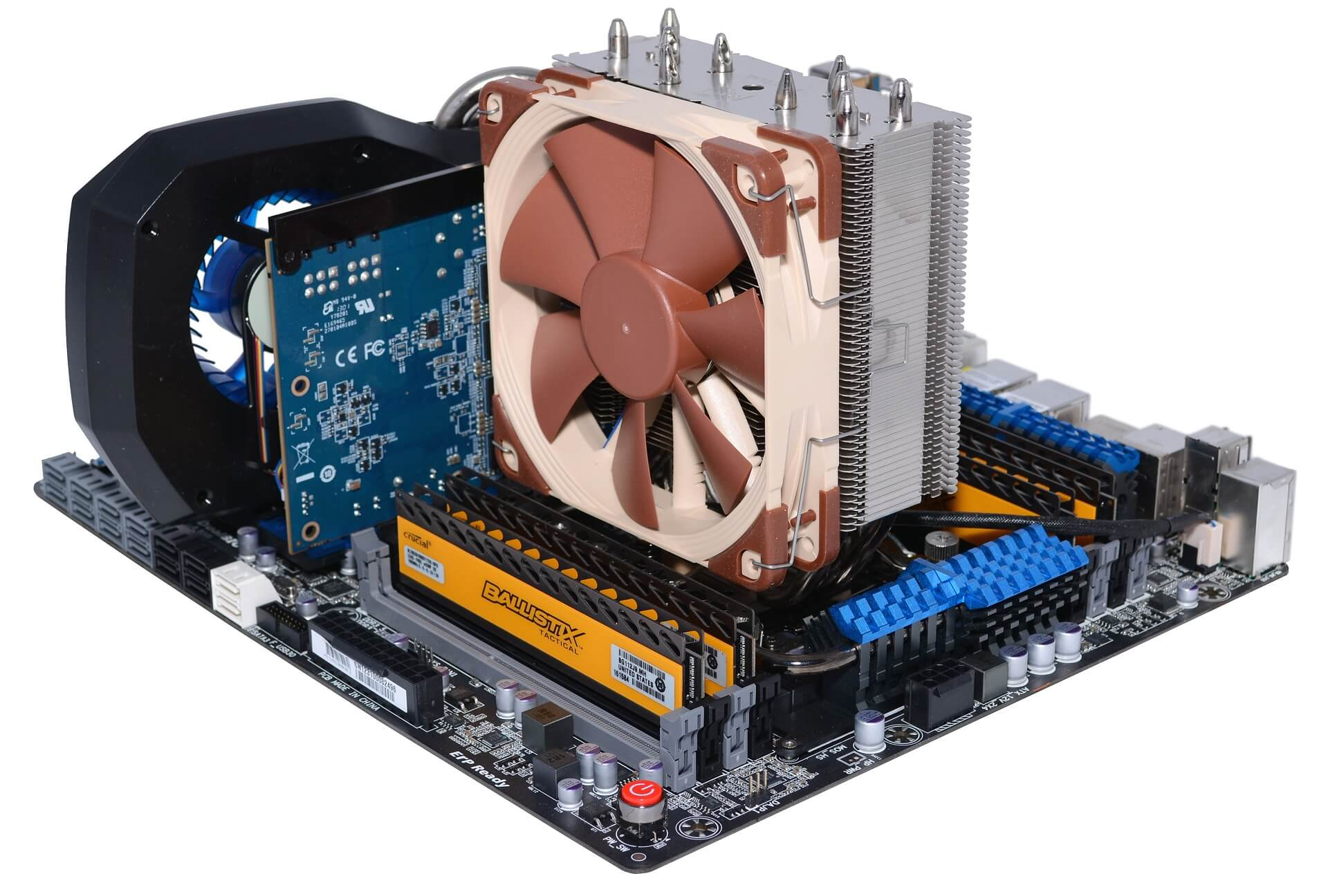 A brief explanation on CPU coolers