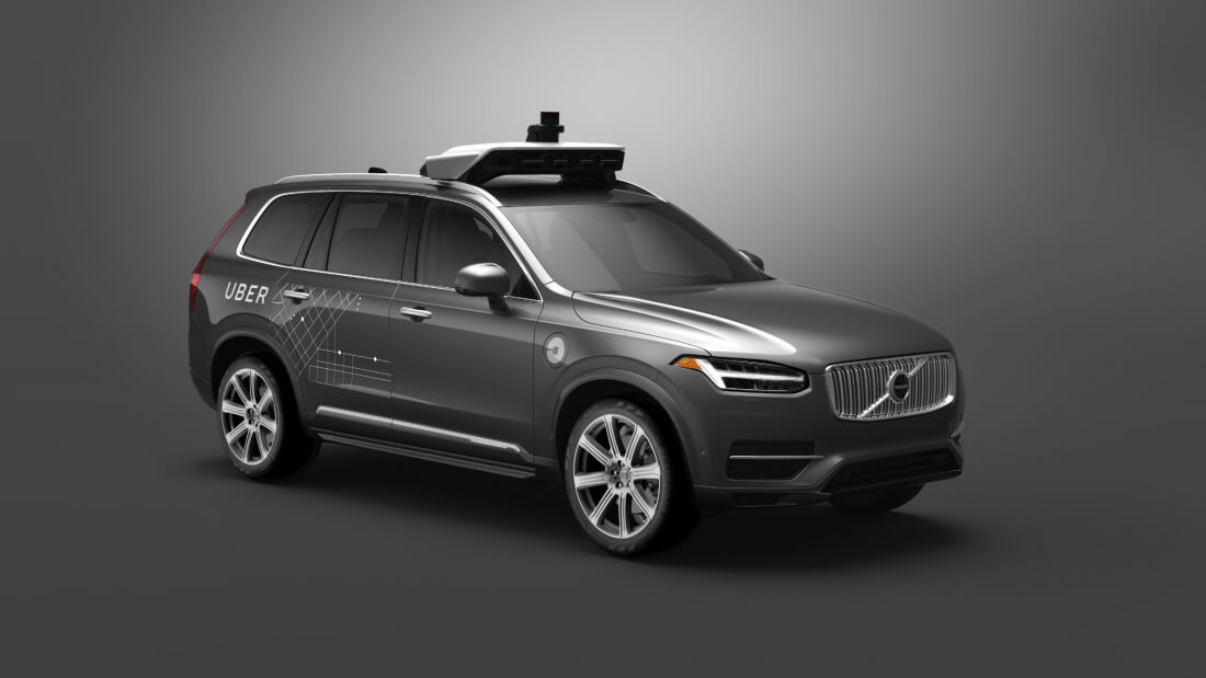 Uber's self-driving SUVs will start picking up Pittsburgh customers later this month