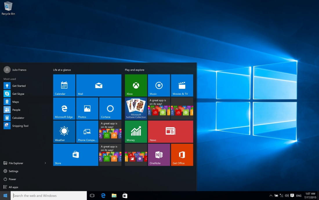 Business users will decide when Windows 10 installations eclipse