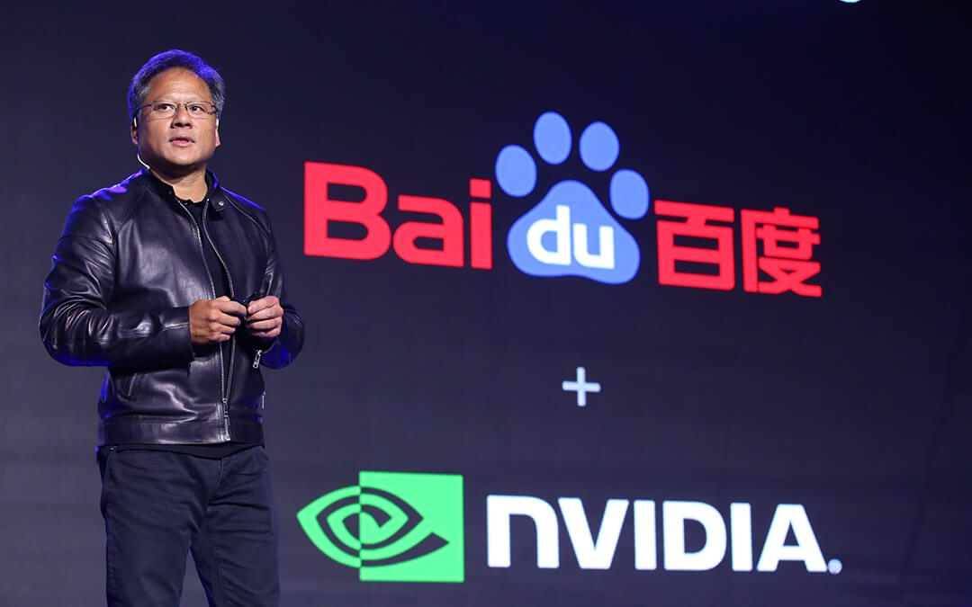 Baidu, Nvidia to collaborate on platform for self-driving cars