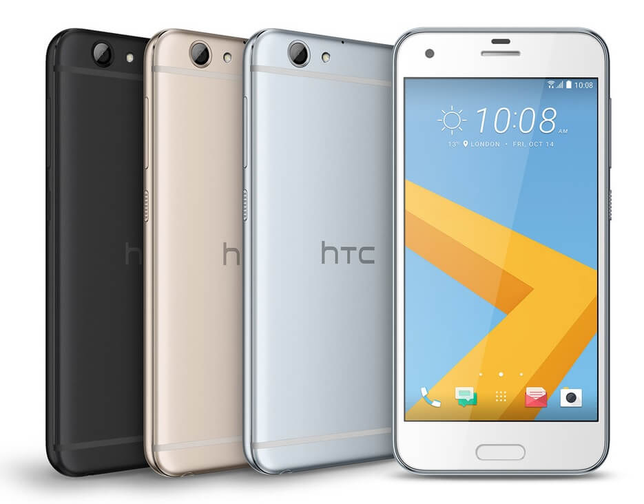 The HTC One A9s is an unremarkable entry-level phone