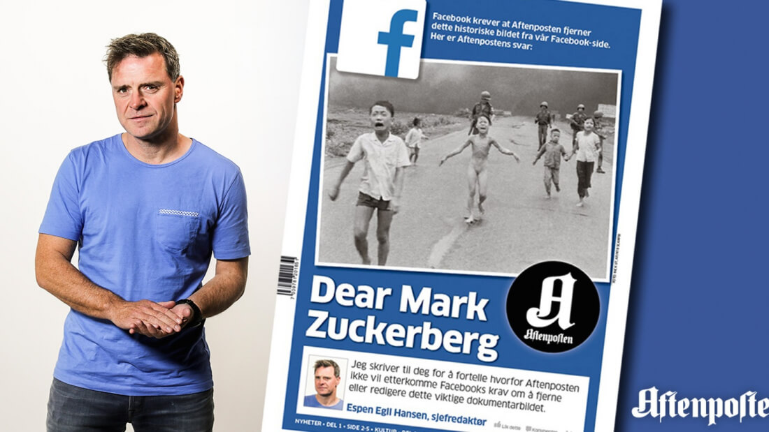 Zuckerberg slammed after Facebook deletes iconic Napalm Girl photo; Facebook responds