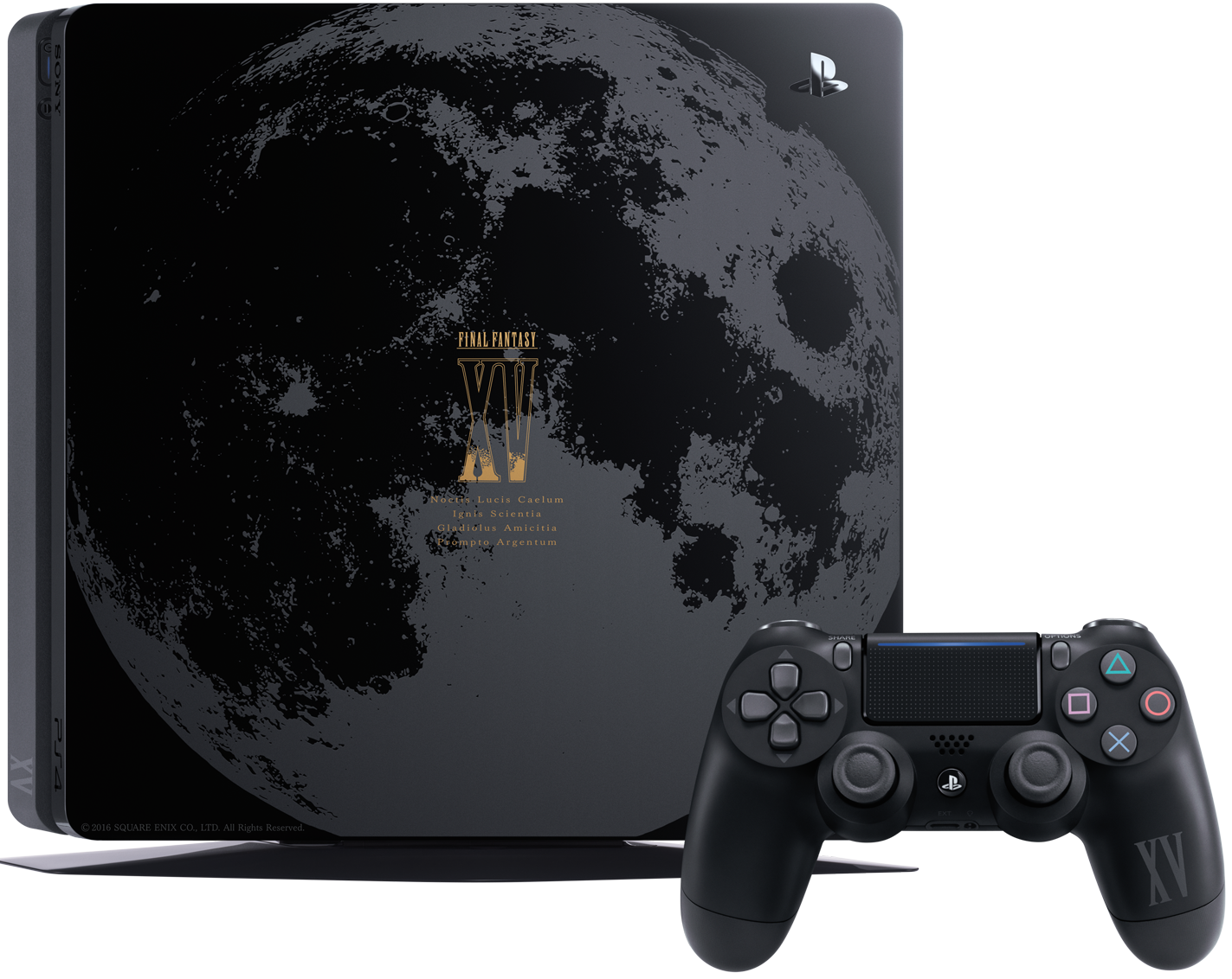 Sony unveils Limited Deluxe Edition Final Fantasy XV PS4 bundle, yours for $449