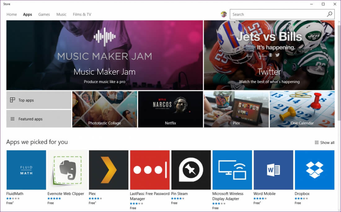 The Windows Store now includes traditional desktop apps - TechSpot