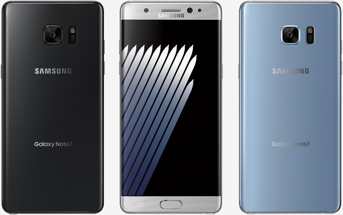 US Consumer Product Safety Commission officially recalls the Galaxy Note 7