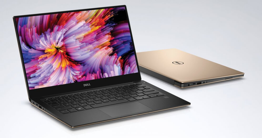 Dell updates XPS 13 with Kaby Lake, 22 hour battery life
