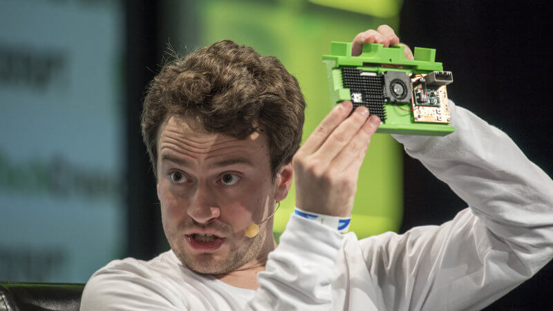 Weekend tech reading: Geohot's $1k self-driving kit, Elon Musk interview, Tokyo Game Show gallery