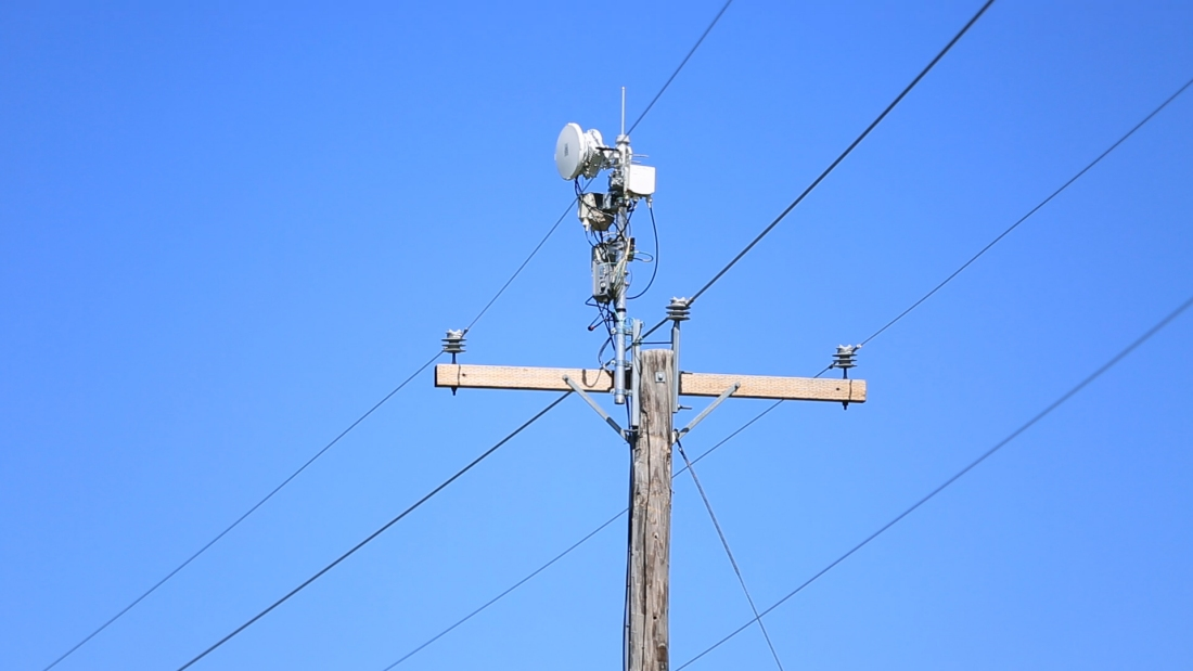 AT&T trials new high-speed internet technology using power lines