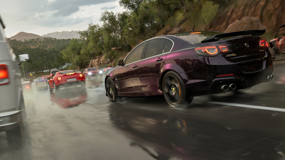 AMD, Nvidia release optimized drivers for 'Forza Horizon 3