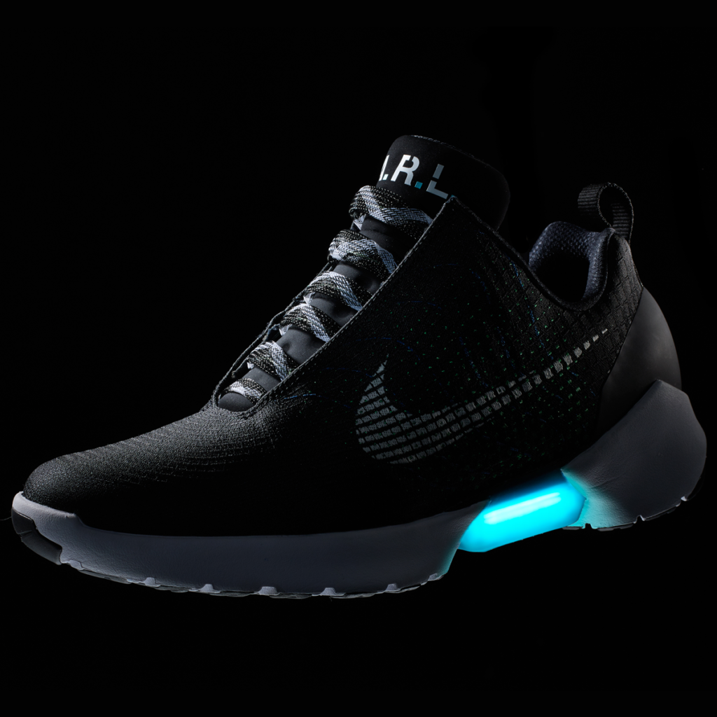 Nike's Self-lacing HyperAdapt 1.0 Sneakers Go On Sale This