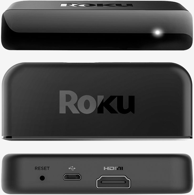 Upcoming Roku Express, Premiere and Ultra set-top boxes