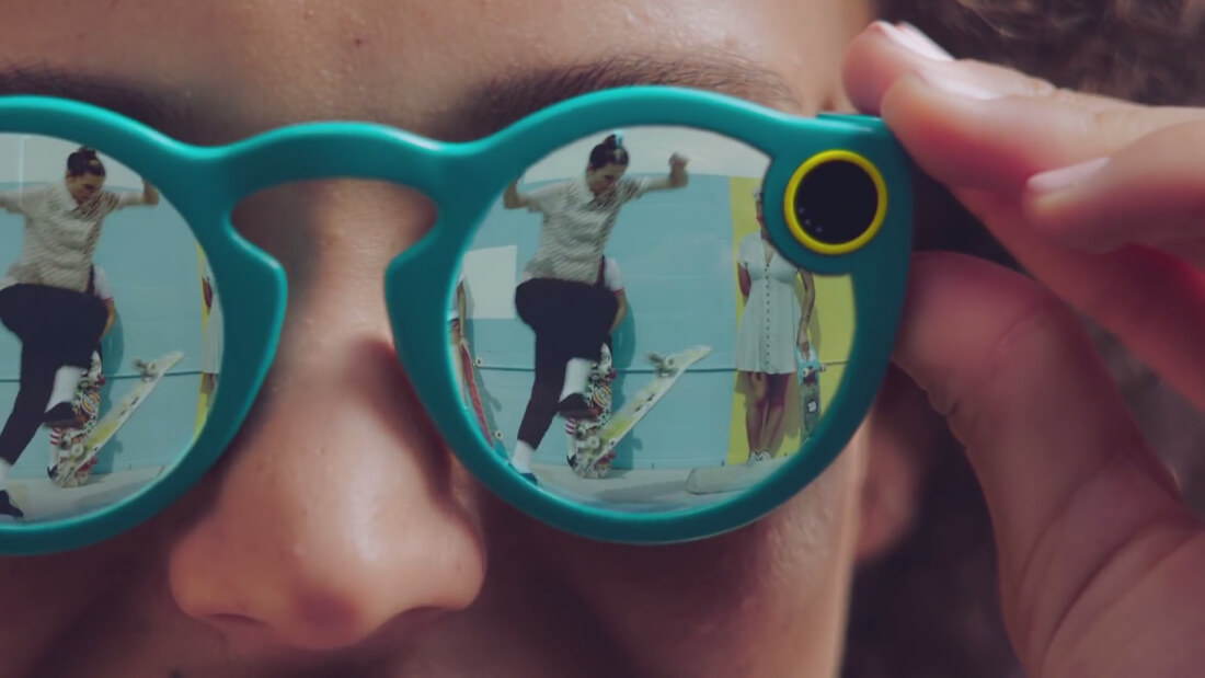 Snapchat changes its name and launches smart glasses with buit-in camera