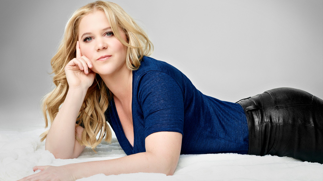 Cleavage Celebrites Amy Schumer naked photo 2017