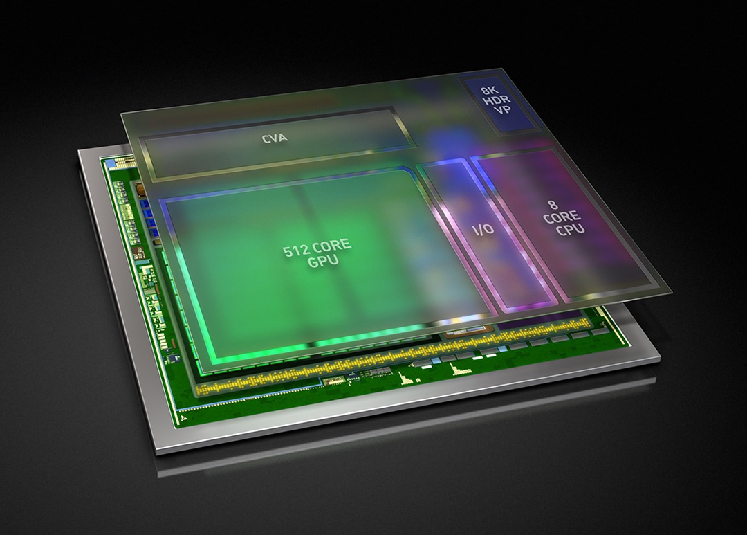 Nvidia unveils Xavier SoC for next-gen Drive PX systems