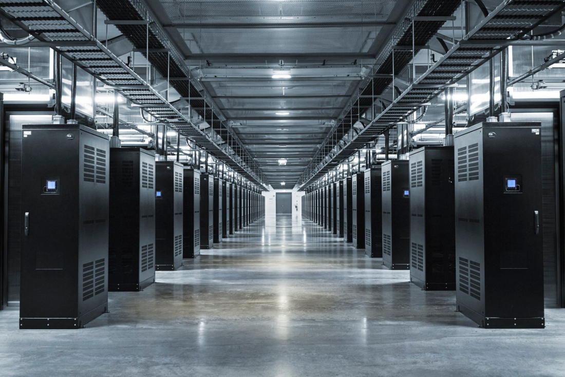 Data centers are using two percent of the world's energy