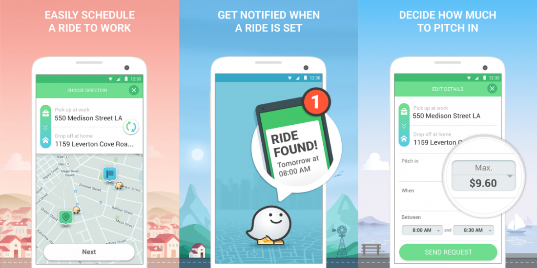 Waze will expand carpooling service to more U.S. and Latin American cities