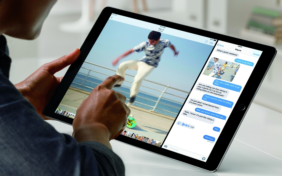 Apple's next iPad Pros tipped to get smaller and lose the headphone jack