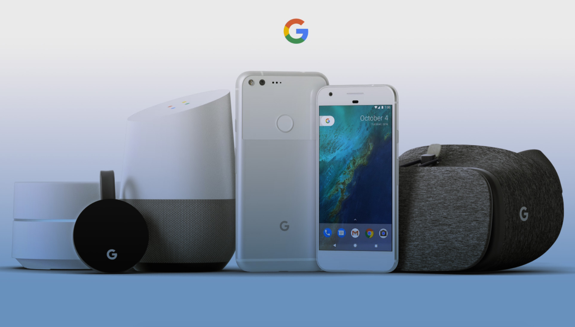 This is Google's biggest play on hardware & software yet, with AI at the center
